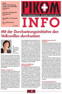 Pikom INFO Nr. 3/2012
