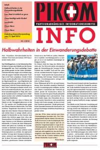 Pikom INFO Nr. 1/2014