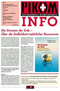 Pikom INFO Nr. 4/2014